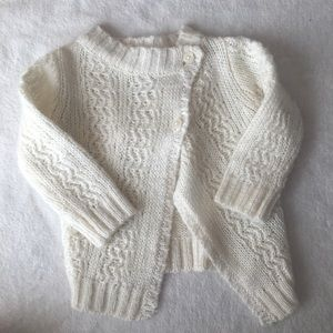 Baby Girl Sweater, Crazy 8, 6-12 Months